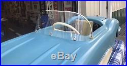 1958 Vintage Corvette Dealer Promotional Yardman Go Kart