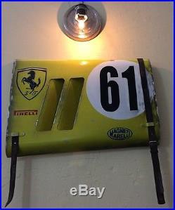 1960's Ferrari 250 GTO Grand Prix F1 Race Car wall art Panel vintage replica