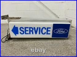 1966 Ford Service Sign VINTAGERARENOSTALGIC