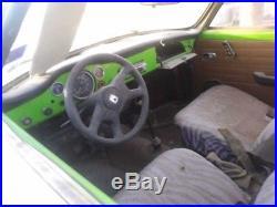 1971 VOLKSWAGEN KARMANN GHIA VW Car Vintage