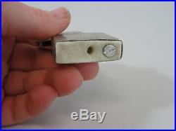 2 Vintage 1950s Studebaker Car Enamel Advertising Zippo Lighters, NR