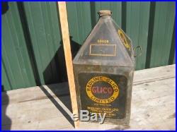 32089 Old Vintage Garage Tin Can Sign Advert Oil Globe Pump Pyramid Redline