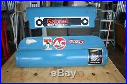 Antique Vintage Gabriel Shock Absorber Master Product Catalog Rack Auto Parts