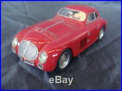 BBR Alfa Romeo 2500 1940 styling models 22 1/43 old toys vintage