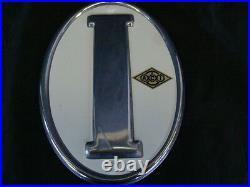 Badge Aci Italia Per Auto Vintage