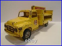 Buddy L Coca-Cola Truck Vintage 1950s Coke