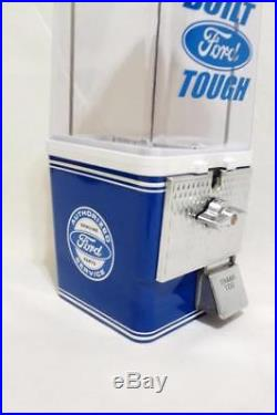 FORD vintage gumball machine candy machine man cave bar gift sign accessories