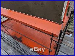 Fram Filters Vintage Auto Parts Service Station 2 Shelf Display Rack