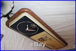 Large Vintage Cadillac Car Dealership Gas Oil 46 Lighted Clock SignWorks