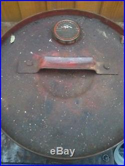 Mobil Oil Motor Oil Vintage