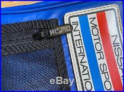 Nismo Old Logo Backpack Rare Vintage Apparel Jacket Skyline R32 S14 S13 GTR R33