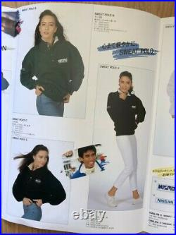 Nismo Old Logo Fashion Catalogue Briochure Rare JDM Vintage Jacket Sweater R32