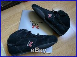 Nissan Altia Skyline GTR R33 Racing Shoes Rare Nismo Vintage Jacket R32 R34 RB26