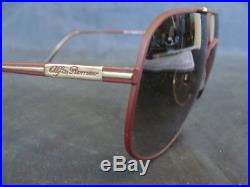 Occhiali vintage Alfa Romeo Liven made in italy sunglasses