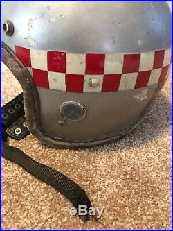 Original Vintage 1968 Snell Shelby Cobra Racing Helmet RARE