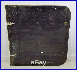 Original Vintage c1960s Shell Enamel Sign