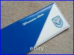 Pontiac 1999 Trans Am 30th Anniversary Manual Cover Nos Vintage Original New