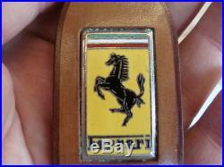 Portachiavi Ferrari Schedoni Modena Vintage