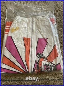 Rare NOS Vintage Scat Pack Club Racing jacket original Dodge MOPAR Lg Super Bee