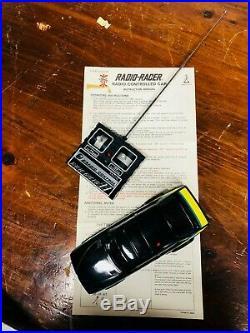 Saab 900 vintage radio controlled car
