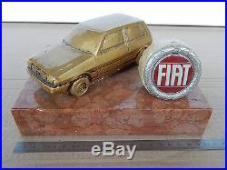 Unico Fiat Promo Vintage Fiat Uno In Marmo Scrivania