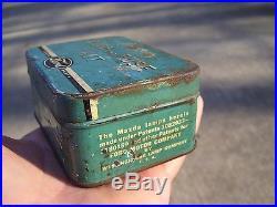 Vintage Original Nos Ford Emergency Kit Bulbs Fuses Genuine Fomoco Accessories