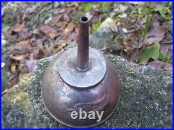 Very old 1900s Original Ford motor co. Auto Can oil accessory vintage tool kit