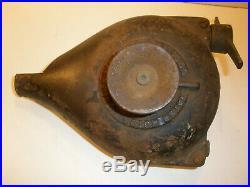 Vintage 1900 Water Motor, Pelton Wheel