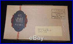 Vintage 1932 CHEVROLET Style Packet Advertising 14 Color Cutouts 13 Models