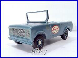 Vintage 1960-62 Ertl International Harvester Scout 80 Diecast Dealer Promo Car
