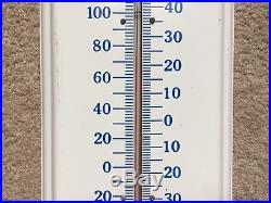 Vintage 1960s OK Chevrolet Used Car Dealership Thermometer U. S. A RARE