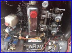 Vintage 1963-64 Original Triumph TR-3