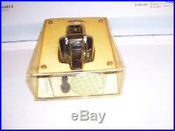Vintage 1970s nos original GM CHEVROLET dealer promo brass auto dash gauge parts