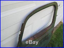Vintage Antique 1939-1946real Ford Truck Door Skin Wall Sign Art Man Cave Garage