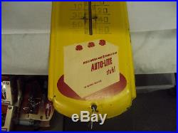 Vintage Auto-lite Battery Thermometer 27 154-z
