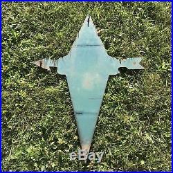 Vintage Blue Sunoco 200 Porcelain Gas Sign Plate Garage Vintage Auto 15 X 22