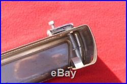 Vintage Chevy Bowtie Auto Serv Tissue Kleenex Dispenser Under Dash Accessory GM