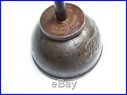 Vintage Ford script 1908 dated antique Oil can oiler tool kit automobile part