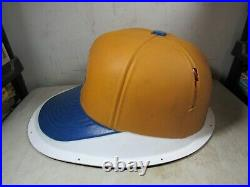 Vintage Giant Napa Auto Parts Delivery Car Roof Topper Plastic Hat Advertising