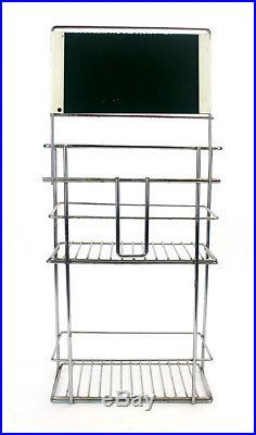 Vintage Gulf Oil Specials Car & Home Wire Display Rack
