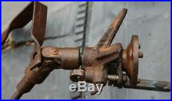 Vintage JEEP WILLYS CAPSTAN WINCH CJ2A COMPLETE RARE