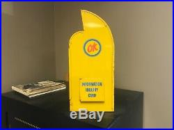 Vintage Ok Chevrolet After Hours Inquiry Box Wow