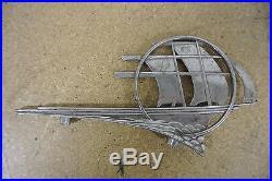 Vintage Original 1934 Plymouth Hood Ornament Chrysler No Reserve