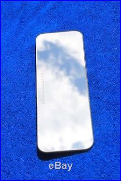 Vintage Original Chevrolet Vanity Visor Mirror Accessory GM Script Comb Pocket