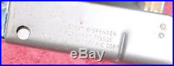 Vintage Original Pontiac Chief Auto Serv Tissue Kleenex Dispenser Dash Accessory
