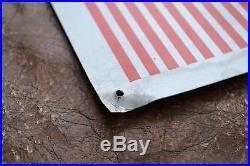 Vintage Original Studebaker Parts Accessories Sign Tin Sign 15 x 15