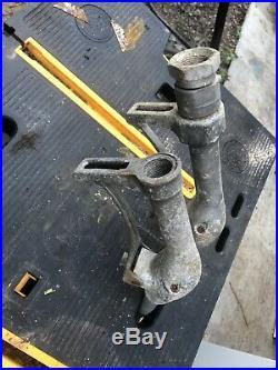 Vintage Petrol Pump Nozzles