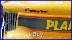 Vintage Planters Mr Peanut Promo Full Kids Size Pedal Car Kingsbury on