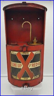 Vintage REDEX Dispenser Rare