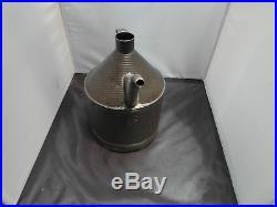 Vintage Rare Kayes Ribbed Oil/ Petrol Can
